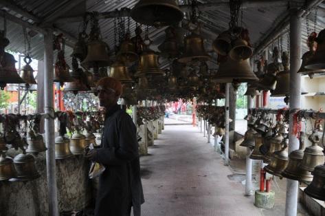 Corridor of prayers.